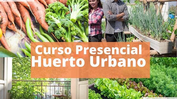 Curso  Huerto Urbano Presencial