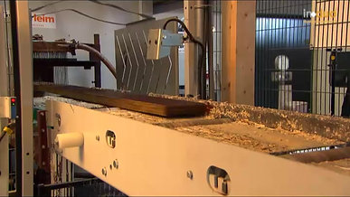 Fabrikation induo iTP-Masten