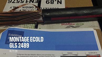 Montage Ecold GLS 2489