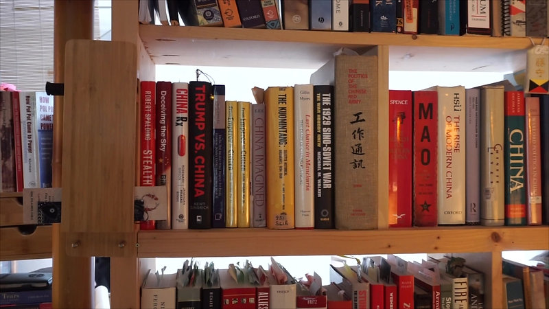 Book Talk Trump vs China