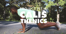 Project Fit-R: CALISTHENICS