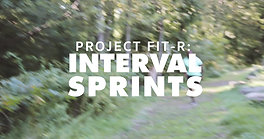 Project Fit-R: INTERVAL SPRINTS