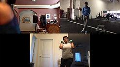 Online Class Workout 1/18