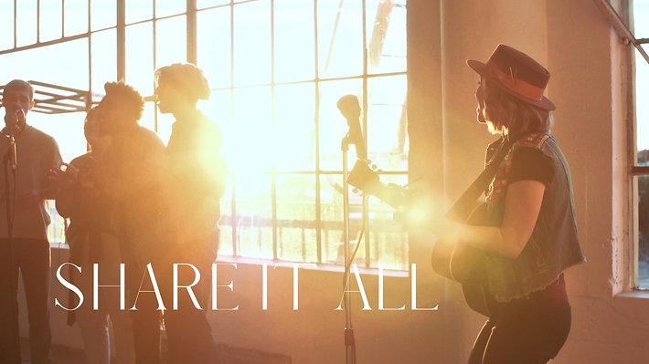 Share It All (Live Session) - TAVIA