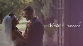 Matt + Amanda | Instagram Edit