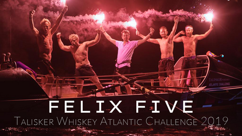 Talisker Whisky Atlantic Challenge 2019: A Waddie Special