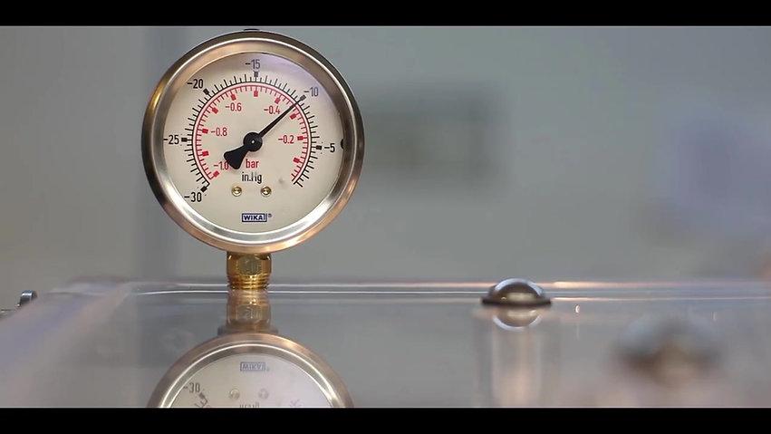 Leak Detection Packaging-Pack Vac Leak Detector