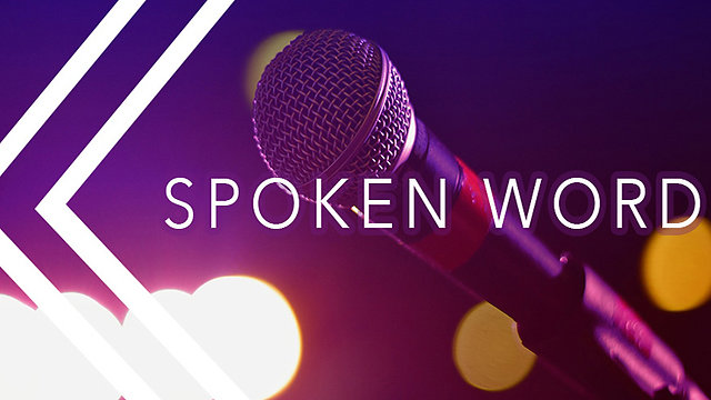 THE SPOKEN WORD