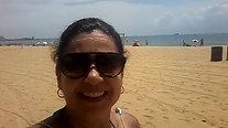 Amália Queiroz Praia da Fossa Vila Velha Espirito Santo