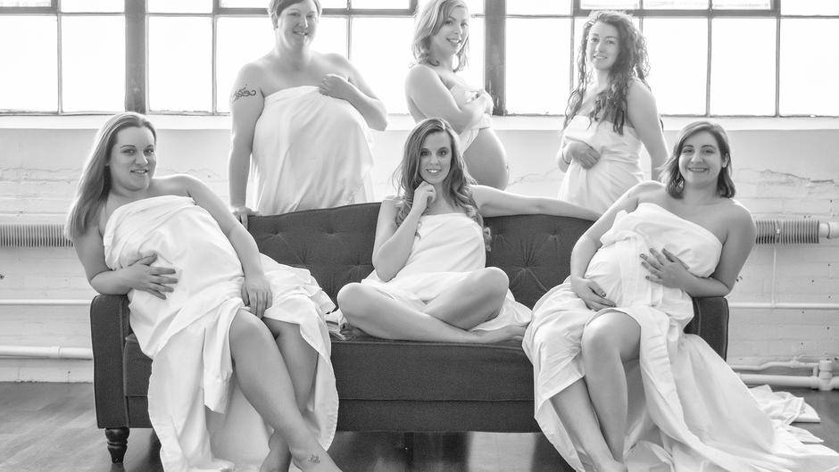Bare It All: Motherhood