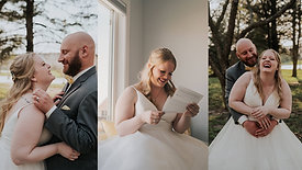 Kelsey & Matt   Johnston, IA Wedding Video