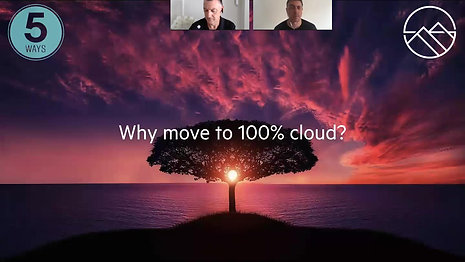 How to move your firm to the cloud