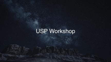 USP Workshop