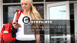 Welcome to GymPoints