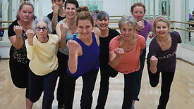 April 2020 Modern Dance Class for People 50+