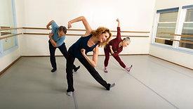 March 2020 Beginning Modern Dance for 50+