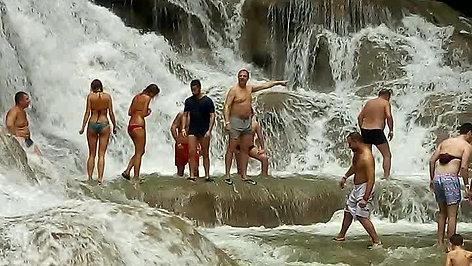 Tour de Las Cataratas Ocho Rios