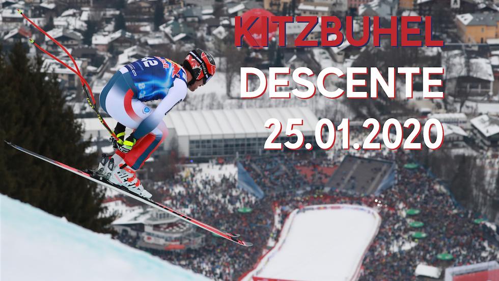 Kitzbuhel DH 25.01.2020