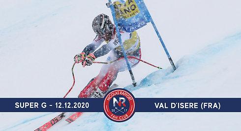 Val d'Isère SG 12.12.2020