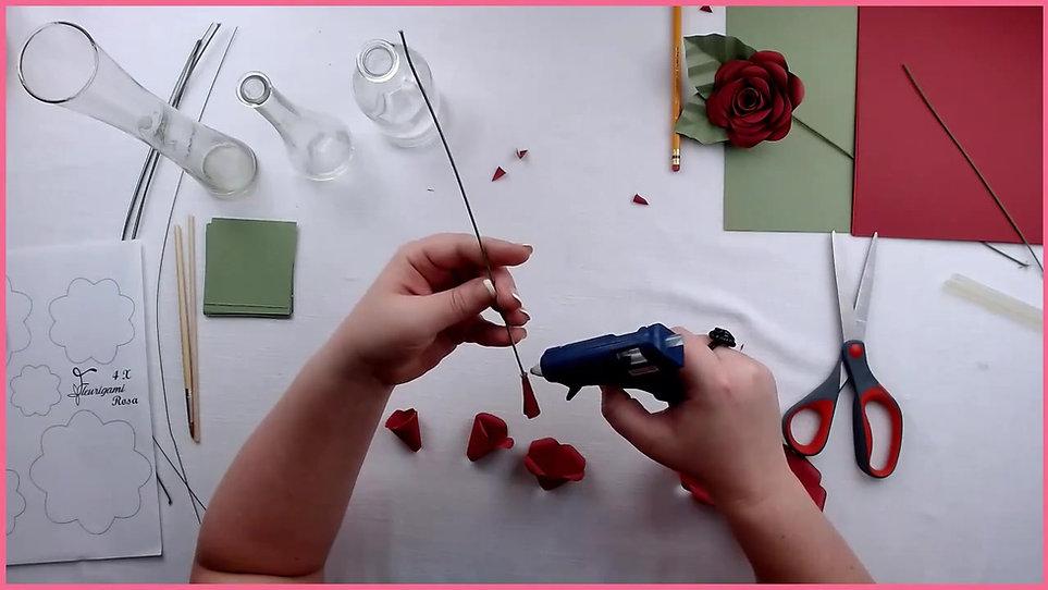 Tutoriel Fleurigami