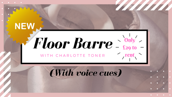 NEW Floor Barre with voiceover
