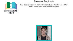 Paul Blezard in conversation with Simone Buchholz