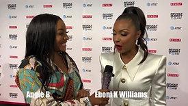 Ebonee K Williams Interview