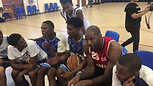 WESTERN CAPE YOUTH BASKETBALL TEAM CONVERSATION