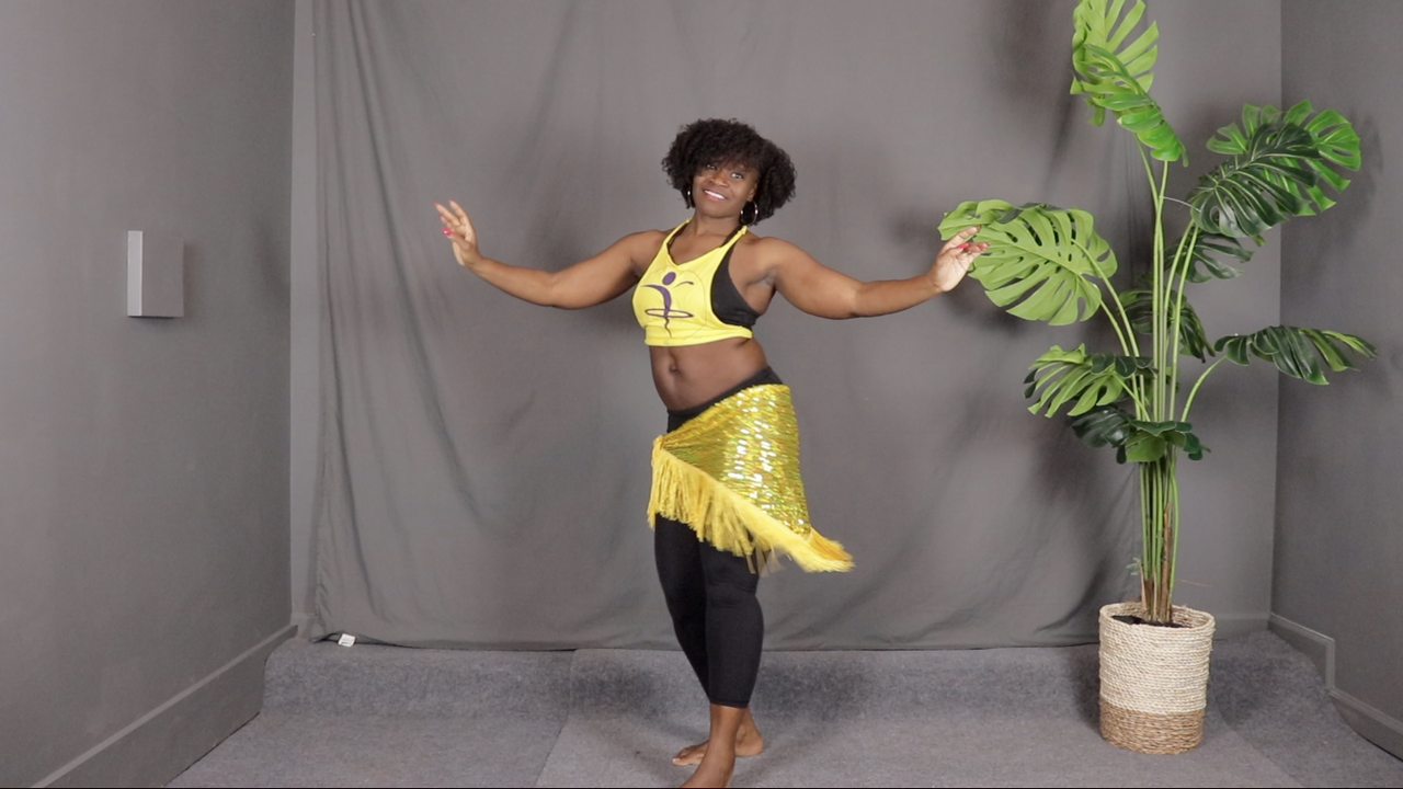 Belly Dance Fit with Patrice