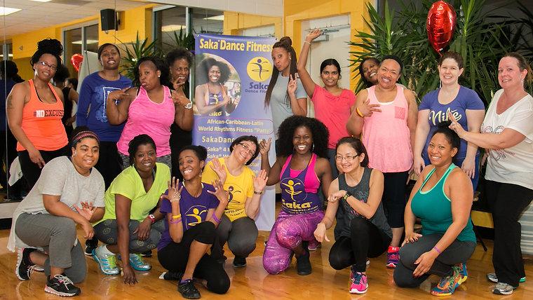 Saka® Core Fit Women's Classes