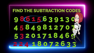 Sally's Tutoring Tips:Subtraction from EP3 S1