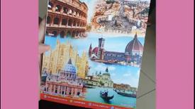 13D MONO ITALY & VATICAN CITY