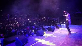 2.D-Major Bell All Star Concert, Lugogo Cricket Oval, Kampala, Uganda  23rd August 2019.