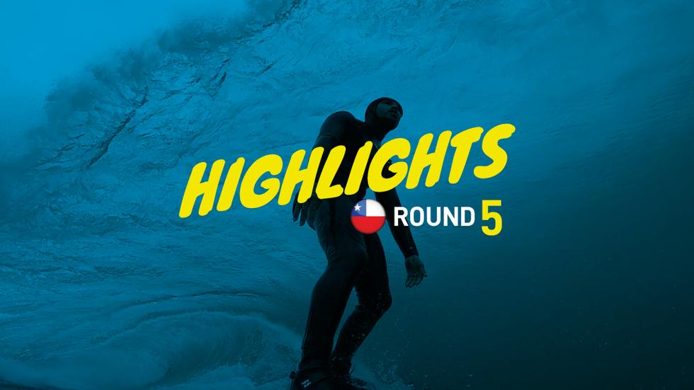 SWS CHILE HIGHLIGHT ROUNDA 5
