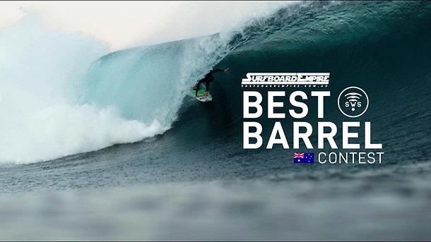 SWS AUS BEST BARREL