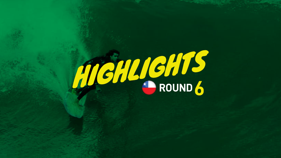 SWS CHILE- HIGHLIGHTS ROUND 6