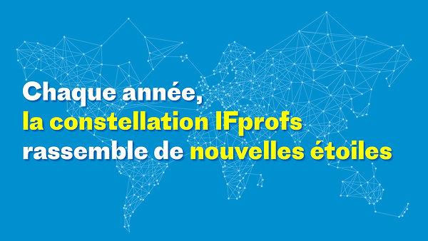 Carte de voeux IFProfs 2019