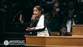 Dorinda Clark - A True Worshipper (Video)