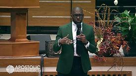 Jamal Bryant - Mind Champions (Video)