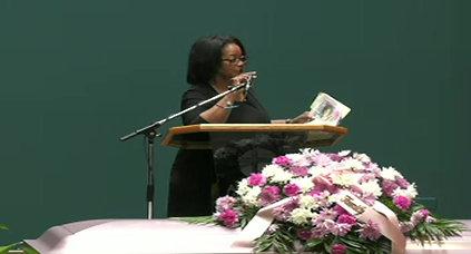 Celebrating the life of Yolanda Johnson