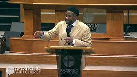 Archbishop William Hudson III - Mind Kingdom Business (Video)