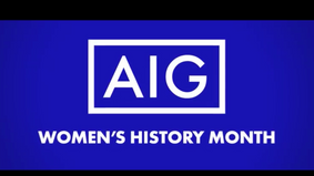 International Women's Day | AIG