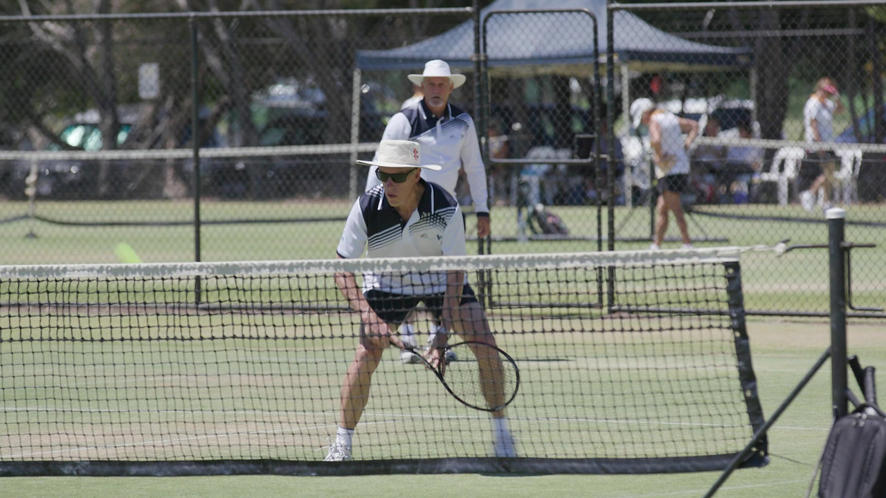 National Tennis Seniors Tournament 2020 Highlights