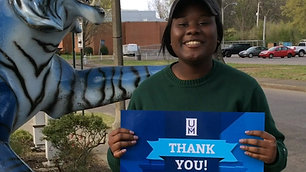 University of Memphis Thank You Video