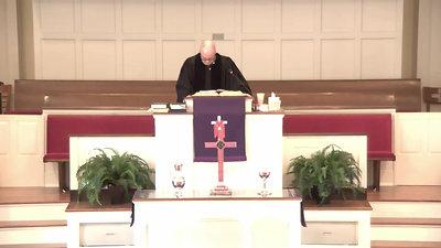 """I Am Thirsty""- John 19:28-30"