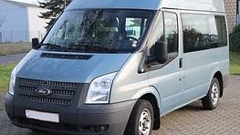 Ford Transit mit Lifter! Preis 9700,- Euro