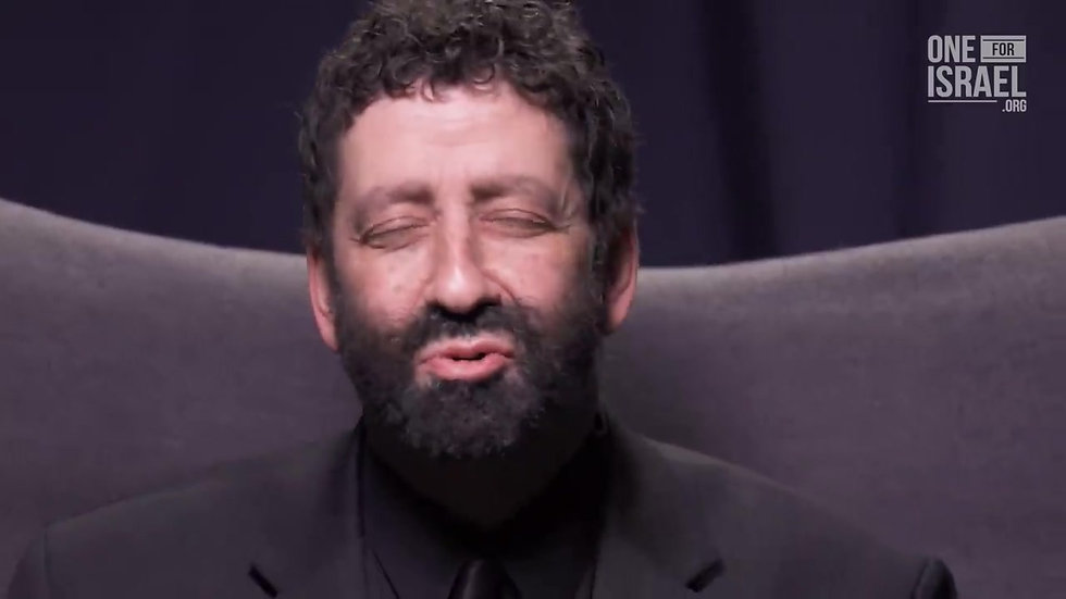 Jonathan Cahn's Journey to Messiah. With permission from One for Israel. Hear his story of how he transformed from an Atheist Jew to a Messianic Jewish Rabbi. Lets Talk : info@davidandjonathan.org