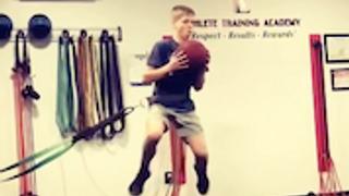 Academy Athletes Training Hard