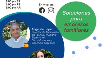 Soluciones para empresas familiares desde la sistemica
