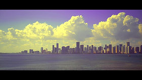 Fisher Island View - TimeLapse